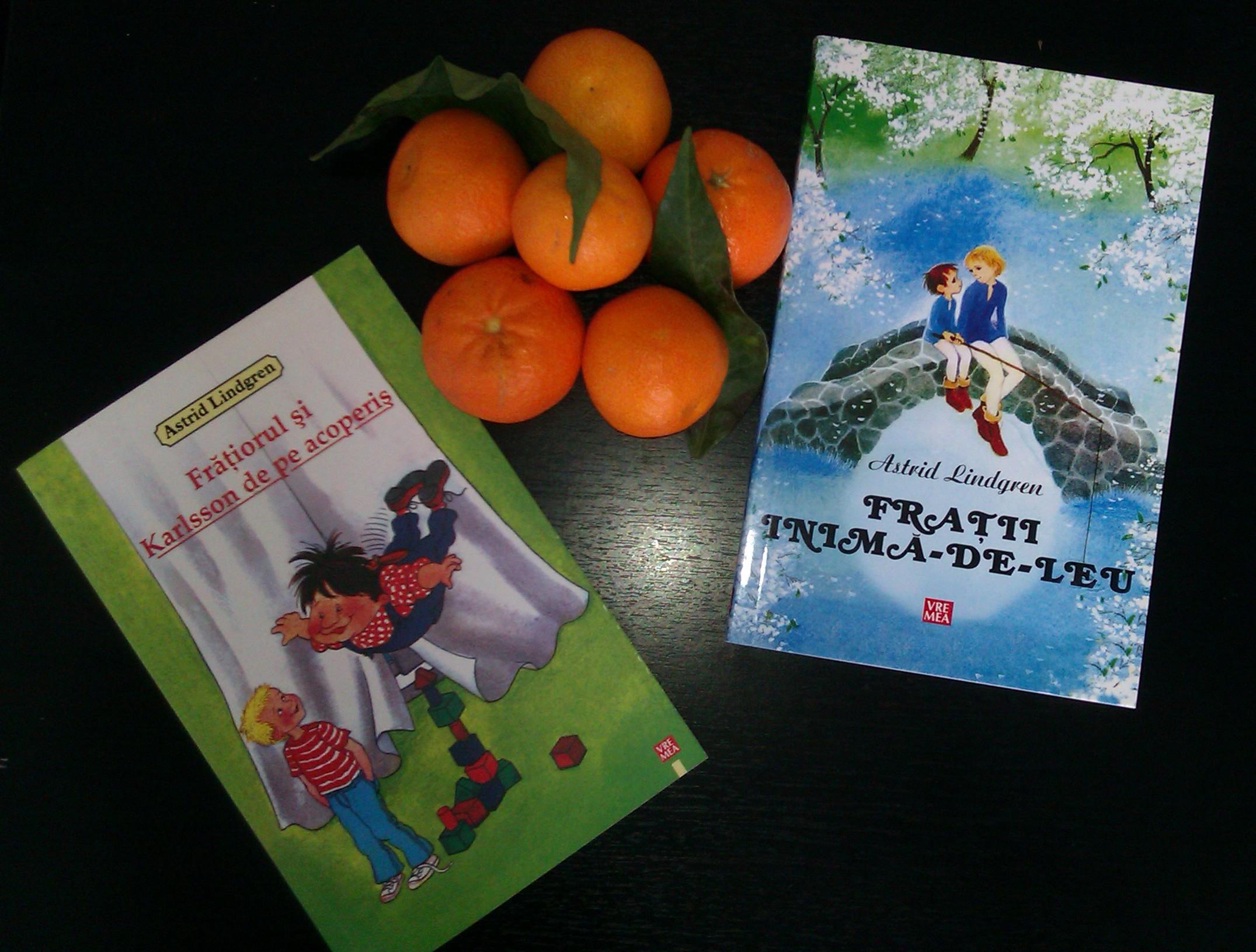 Carti pentru copii  Astrid Lindgren